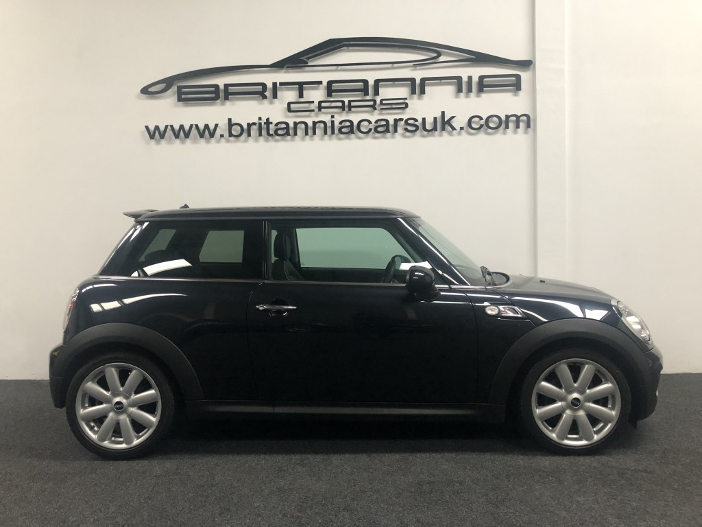 MINI HATCH 1.6 COOPER S 3DR AUTOMATIC