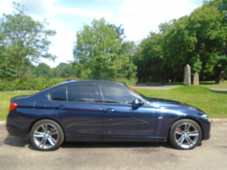 BMW 3 SERIES 2.0 320I SPORT 4DR AUTOMATIC