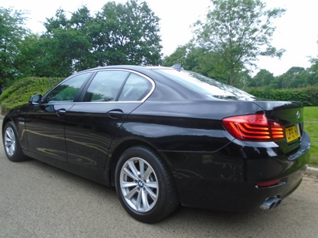 BMW 5 SERIES 2.0 518D SE 4DR