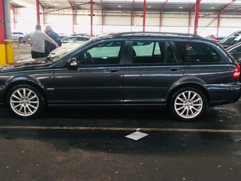 JAGUAR X-TYPE 2.2 S 5DR