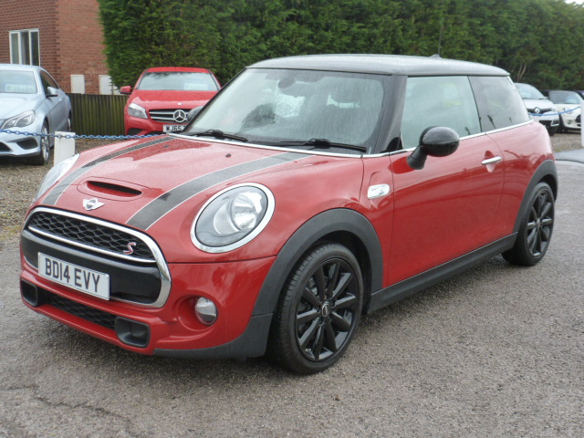 MINI HATCH 2.0 COOPER S 3DR AUTOMATIC