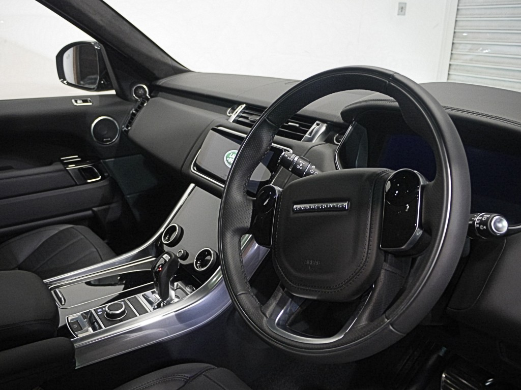 LAND ROVER RANGE ROVER 3.0 SDV6 AUTOBIOGRAPHY 5DR AUTOMATIC