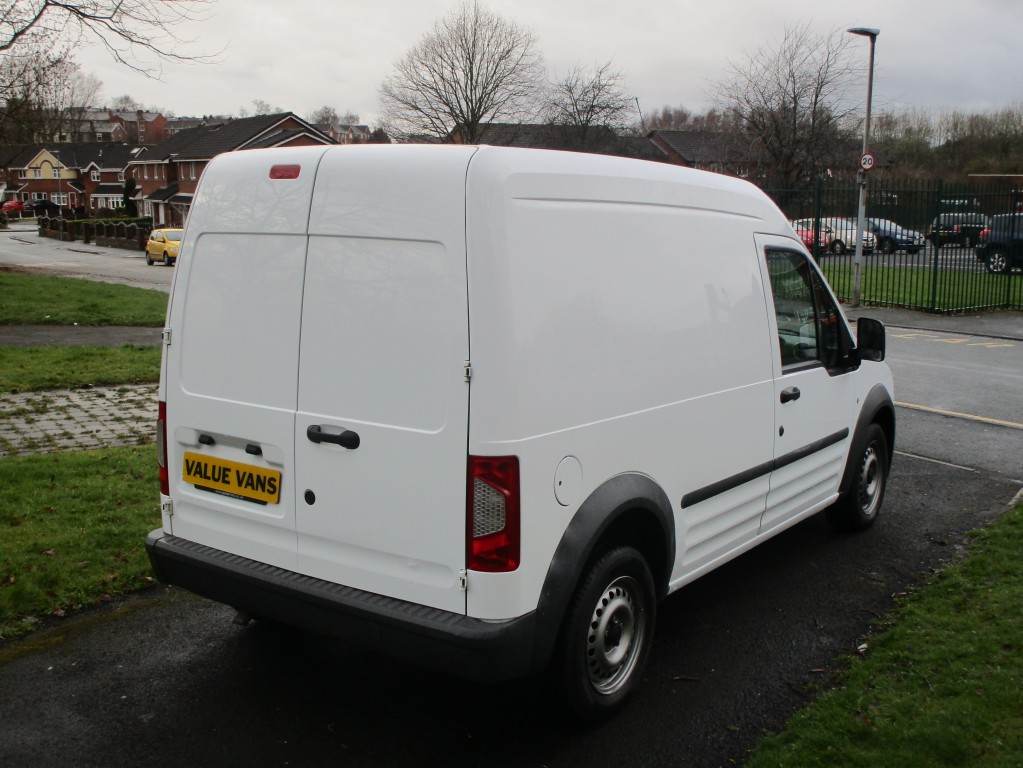 FORD TRANSIT CONNECT 1.8 T230 LWB HIGH ROOF - FSH - NO VAT TO ADD