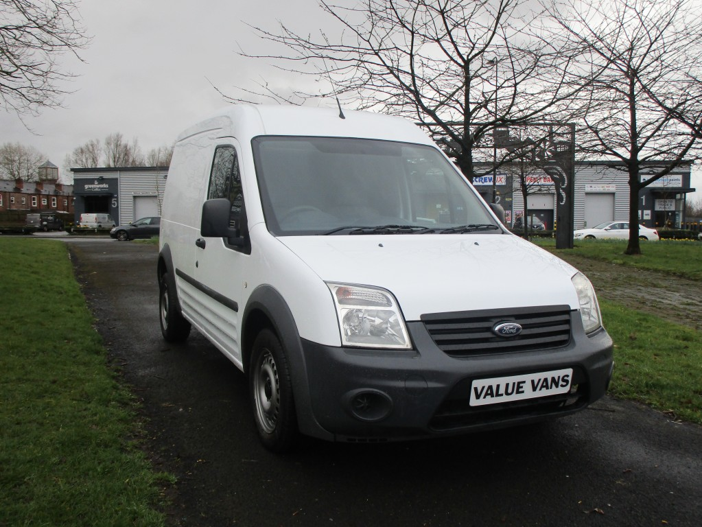 FORD TRANSIT CONNECT 1.8 T230 LWB HIGH ROOF - FSH