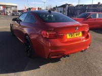 BMW M4 3.0 M4 2DR SEMI AUTOMATIC