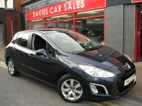 PEUGEOT 308 1.6 HDI ACTIVE NAVIGATION VERSION 5DR