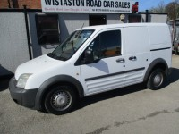 FORD TRANSIT CONNECT 1.8 T220 LX SWB 90 TDCI