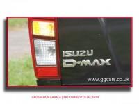 ISUZU D-MAX 2.5 TD BLADE DCB AUTOMATIC