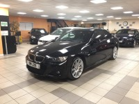 BMW 3 SERIES 3.0 325D M SPORT HIGHLINE 2DR AUTOMATIC