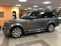 LAND ROVER RANGE ROVER SPORT 3.0 SDV6 AUTOBIOGRAPHY SPORT 5DR AUTOMATIC