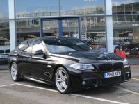BMW 5 SERIES 2.0 520D M SPORT 4DR AUTOMATIC