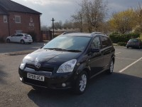 TOYOTA COROLLA 1.6 VERSO VVT-I LIMITED EDITION 5DR