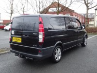 MERCEDES-BENZ VITO 2.1 110 CDI TRAVELINER 5DR