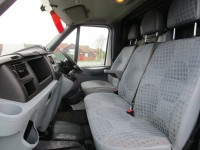 FORD TRANSIT 2.2 350 LWB HIGH ROOF - NO VAT TO ADD
