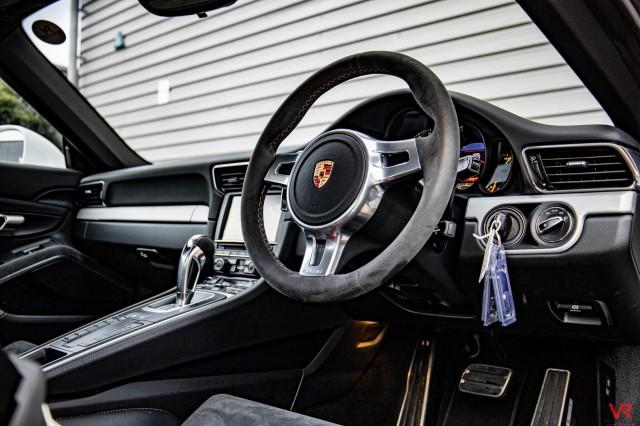 2014 (63) PORSCHE 911 3.8 GT3 PDK 2DR SEMI AUTOMATIC | <em>14,686 miles