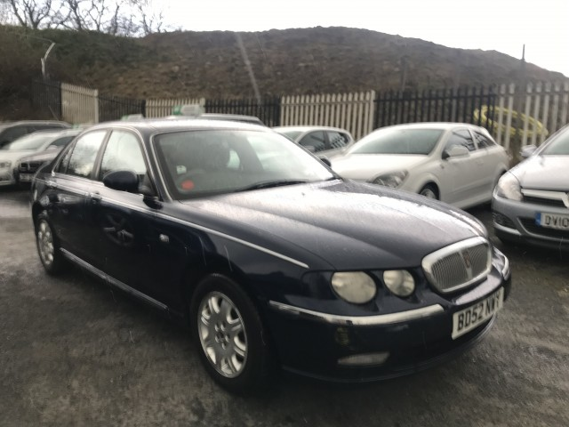 Used ROVER 75 2.0 CLASSIC SE CDT 4DR in West Yorkshire