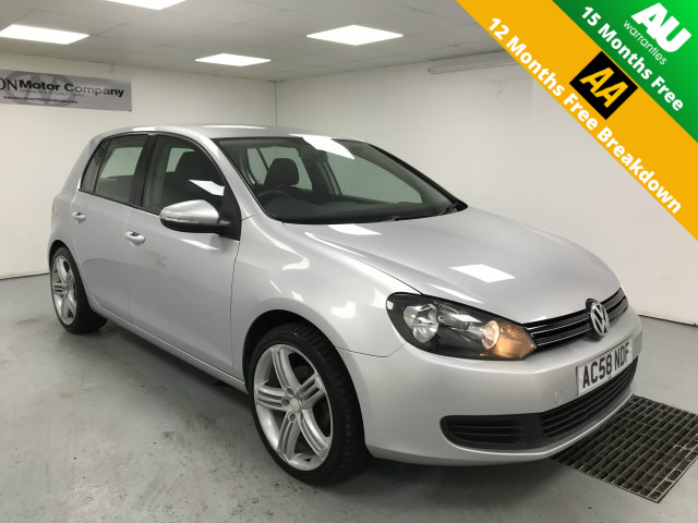 Used VOLKSWAGEN GOLF 1.4 S FSI 5DR in West Yorkshire
