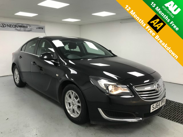 Used VAUXHALL INSIGNIA 2.0 DESIGN CDTI ECOFLEX S/S 5DR in West Yorkshire