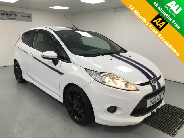 Used FORD FIESTA 1.6 ZETEC S 3DR in West Yorkshire