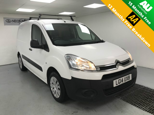 Used CITROEN BERLINGO 1.6 625 ENTERPRISE L1 HDI in West Yorkshire