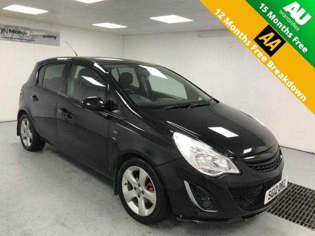 Used VAUXHALL CORSA 1.2 SXI AC 5DR in West Yorkshire