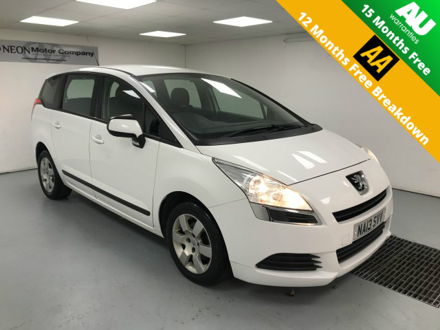 Used PEUGEOT 5008 1.6 E-HDI ACCESS 5DR AUTOMATIC in West Yorkshire