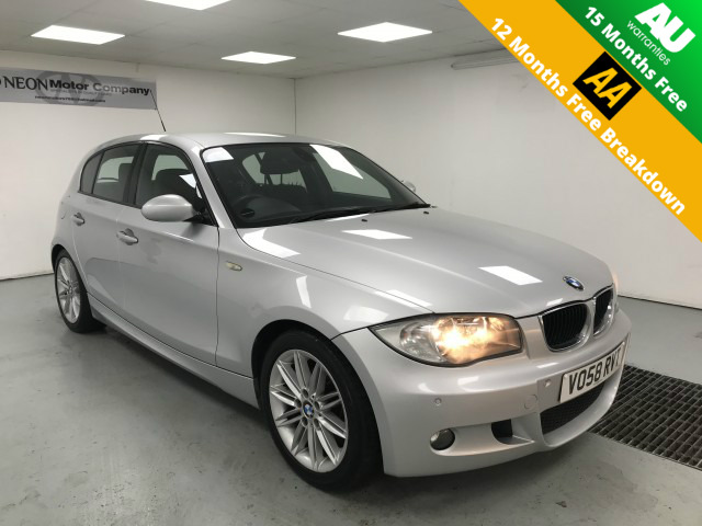 Used BMW 1 SERIES 2.0 118D M SPORT 5DR in West Yorkshire