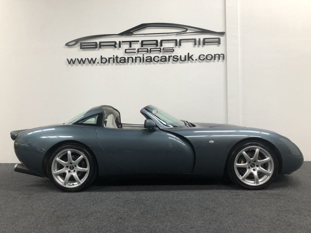 TVR TUSCAN 4.0 4.0 S 2DR