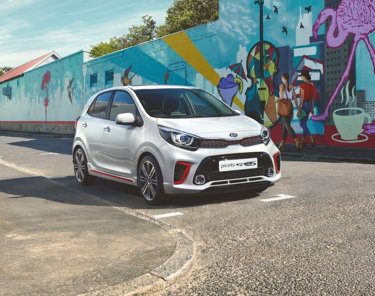 KIA PICANTO '1' 1.0 66bhp 5-Speed Manual