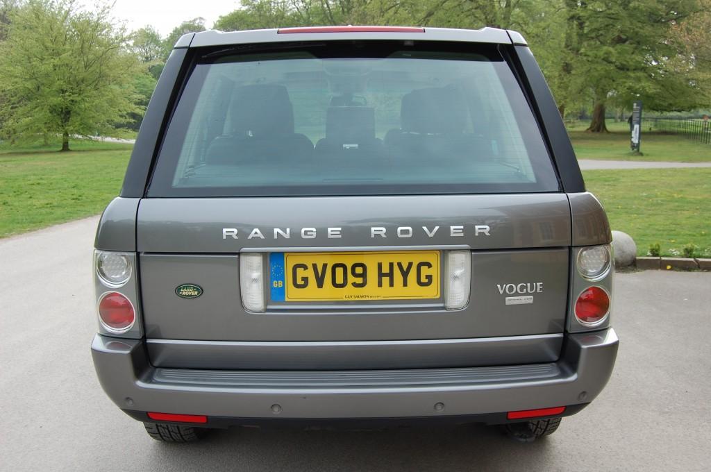 LAND ROVER RANGE ROVER 3.6 TDV8 VOGUE 5DR AUTOMATIC