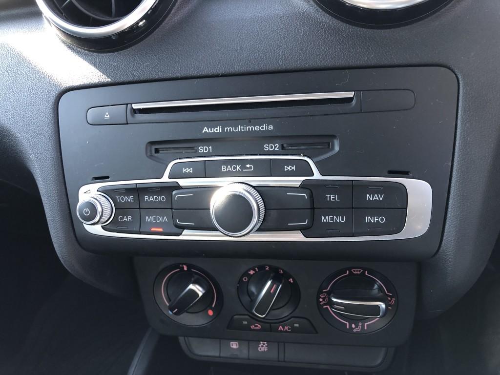 AUDI A1 1.0 TFSI SPORT 3DR