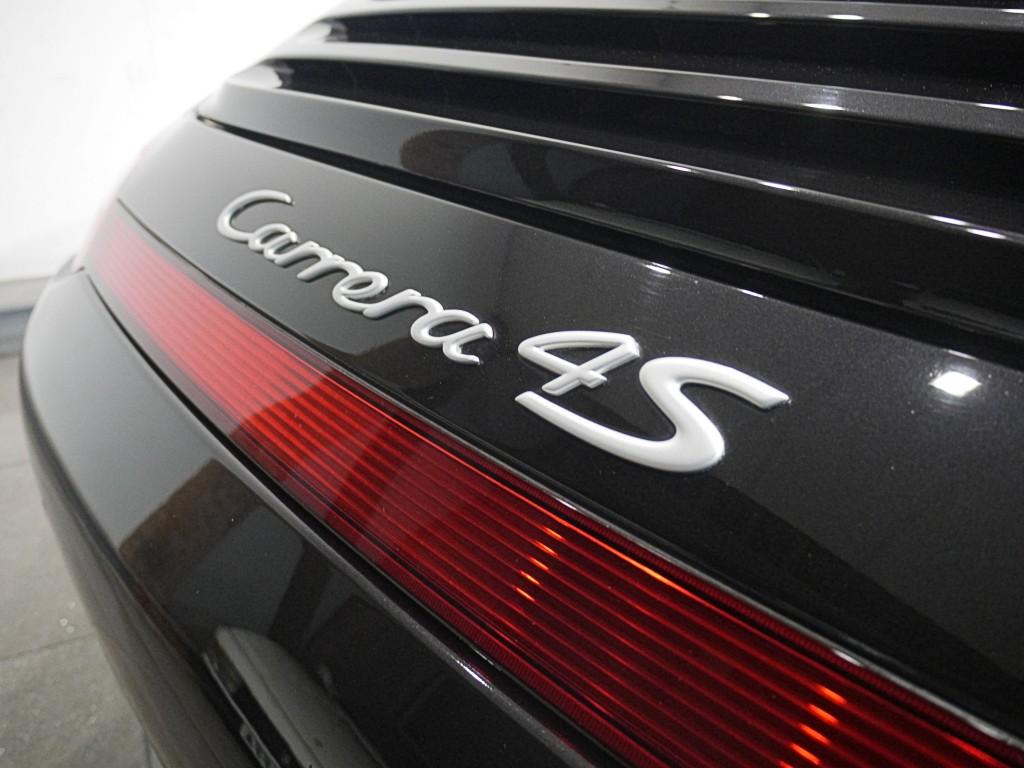PORSCHE 911 3.8 CARRERA 4S PDK 2DR SEMI AUTOMATIC