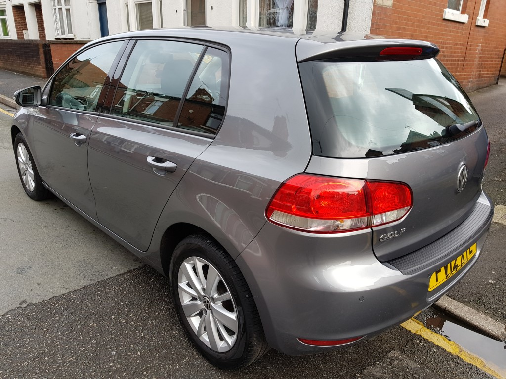 VOLKSWAGEN GOLF 1.6 MATCH TDI 5DR