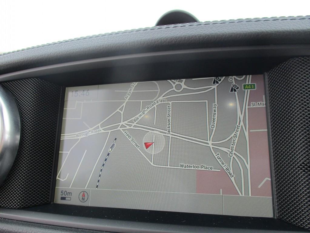 MERCEDES-BENZ SL 5.5 AMG SL 63 2DR AUTOMATIC