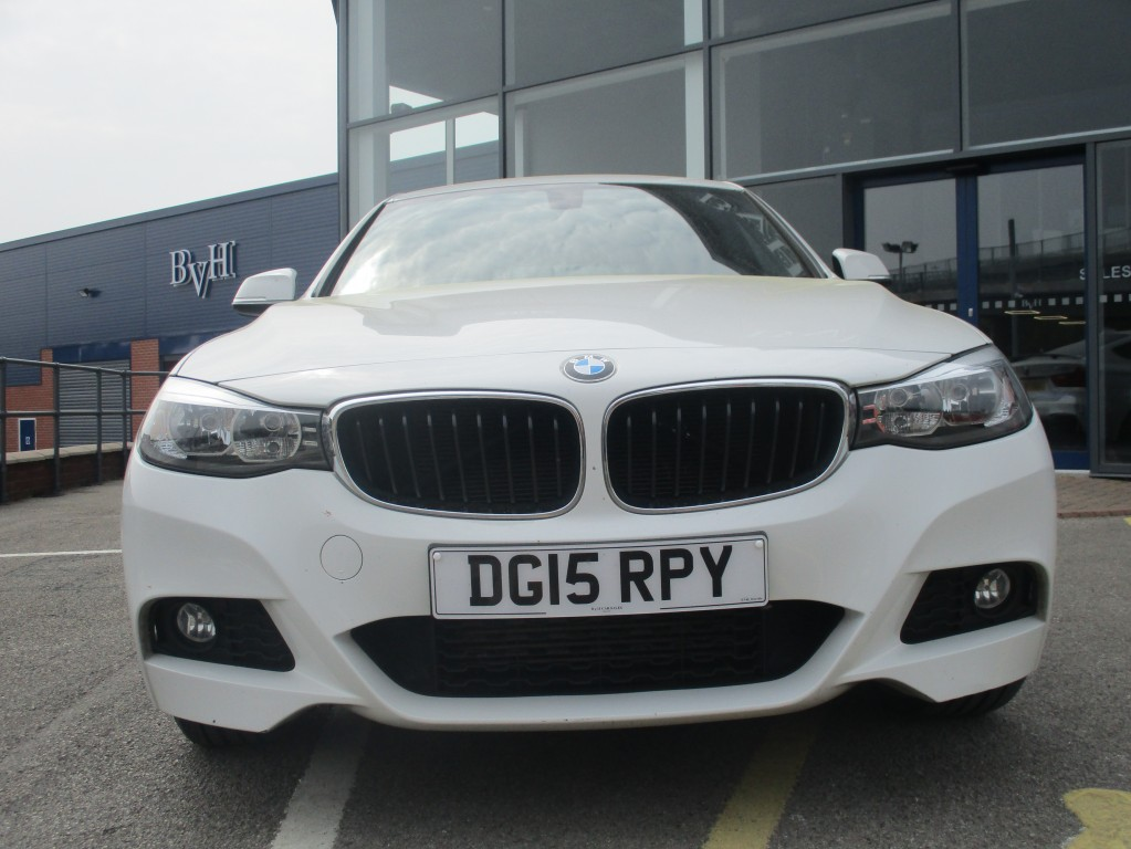 BMW 3 SERIES 2.0 320D M SPORT GRAN TURISMO 5DR AUTOMATIC