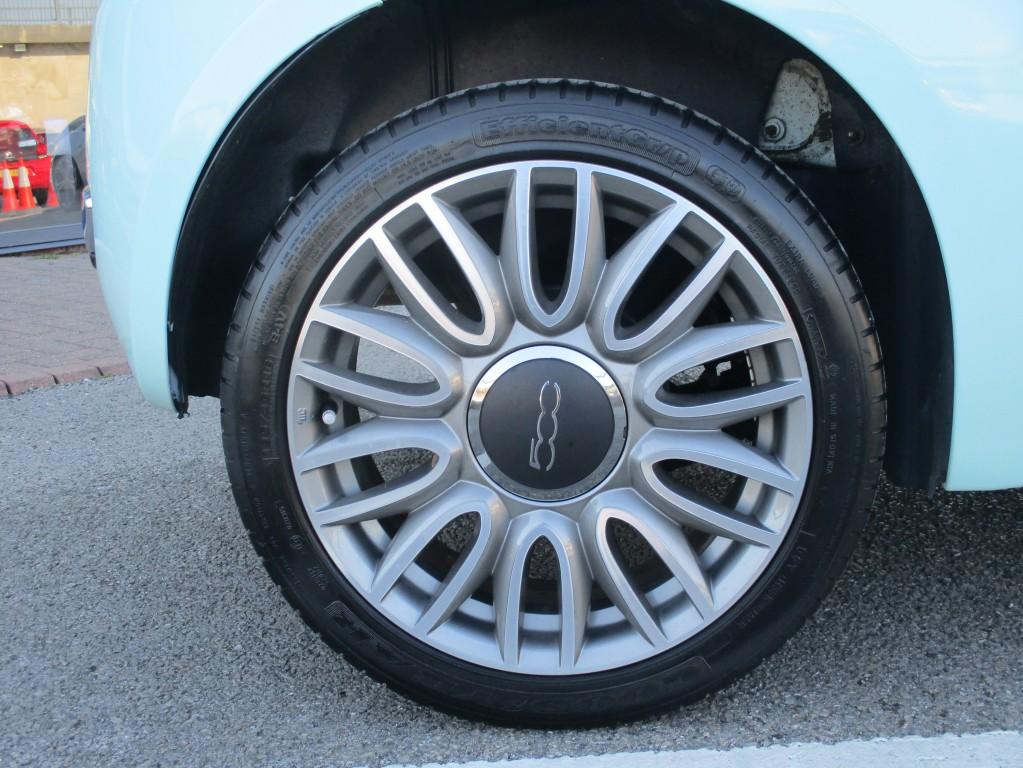 FIAT 500 1.2 CULT 3DR