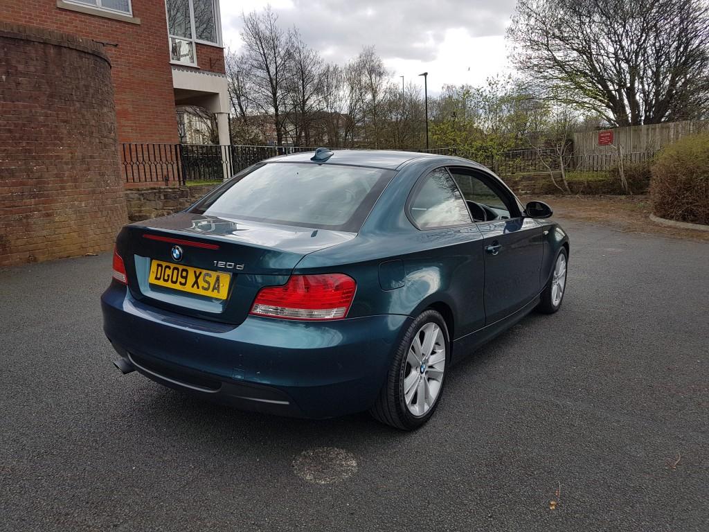 BMW 1 SERIES 2.0 120D SE 2DR