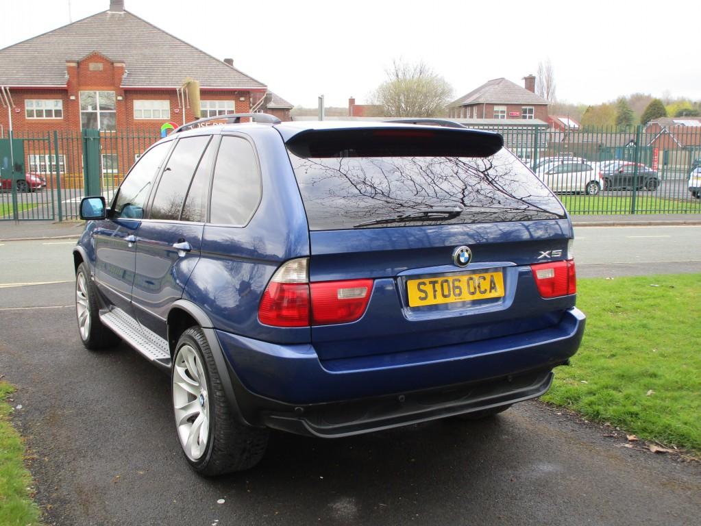 BMW X5 3.0 D SPORT EDITION AUTO - AIR CON