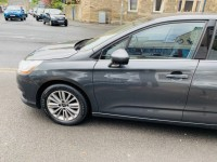 CITROEN C4 1.6 VTR PLUS HDI 5DR