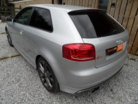 AUDI A3 2.0 S3 TFSI QUATTRO 3 DOOR HATCHBACK FULL LEATHER HEATED SEATS  80K 18