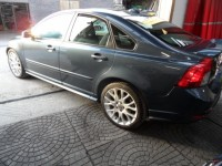 VOLVO S40 2.0 R DESIGNE SE SPORT D 4DR SALOON AUTO ONLY  74K FSH FULL LEATHER 18
