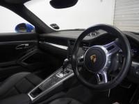 PORSCHE 911 3.8 CARRERA S PDK 2DR SEMI AUTOMATIC
