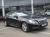 MERCEDES-BENZ E-CLASS 2.1 E220 CDI BLUEEFFICIENCY EXECUTIVE SE 4DR AUTOMATIC