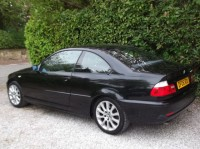 BMW 3 SERIES COUPE 318Ci ES 2dr