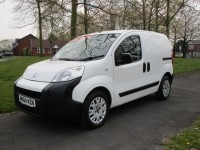 CITROEN NEMO 1.2 660 ENTERPRISE HDI - AIR CON - BLUETOOTH - NO VAT
