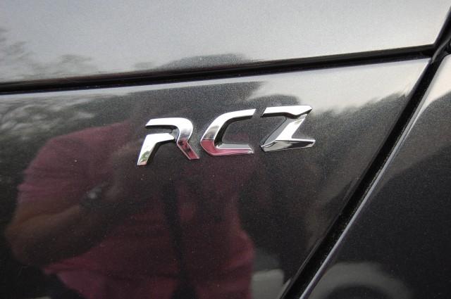 PEUGEOT RCZ 1.6 THP GT 2DR