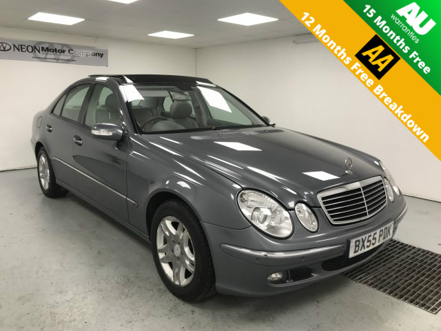 Used MERCEDES-BENZ E-CLASS 3.0 E320 CDI ELEGANCE 4DR AUTOMATIC in West Yorkshire