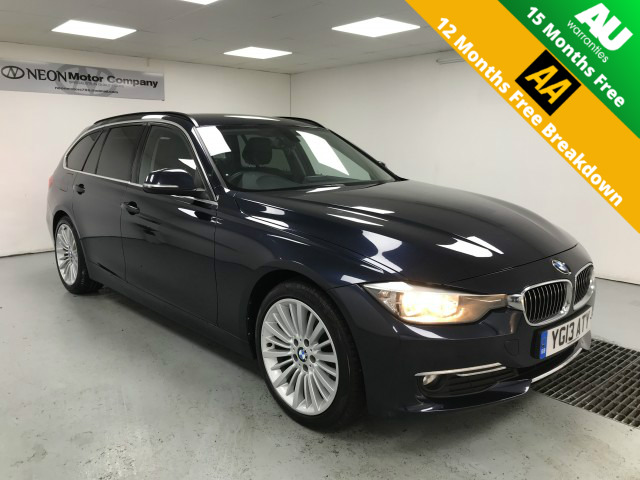 Used BMW 3 SERIES 2.0 320D LUXURY TOURING 5DR AUTOMATIC in West Yorkshire