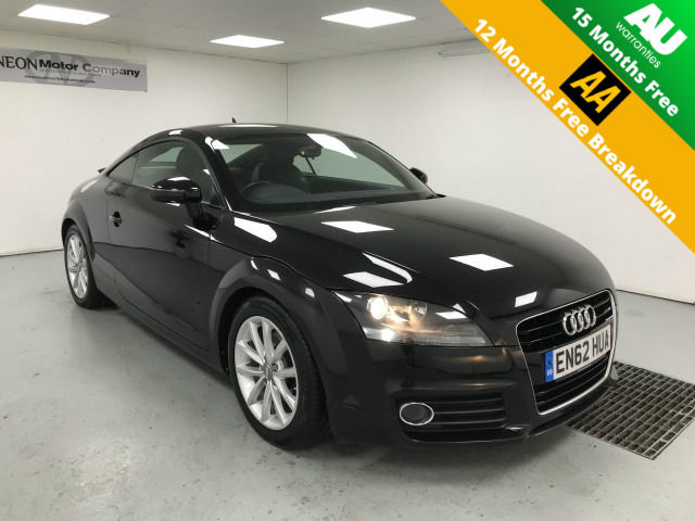 Used AUDI TT 2.0 TFSI SPORT 2DR AUTOMATIC in West Yorkshire