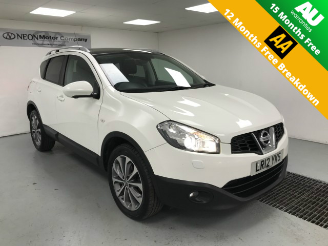 Used NISSAN QASHQAI 2.0 TEKNA DCI 4WD 5DR AUTOMATIC in West Yorkshire